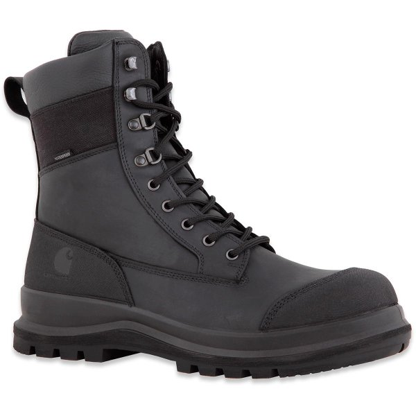Carhartt Detroit Winter Work Boots S3 wasserdicht black