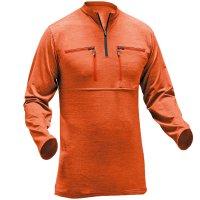 Pfanner Zipp2Zipp® Skin-Dry Zipp-Neck Shirt langarm