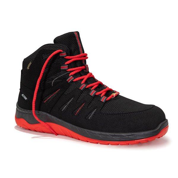 Elten Maddox GTX W zwart-rood Mid ESD S3 CI