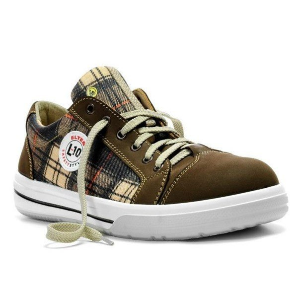 Elten Checker Low S3 Schuhe