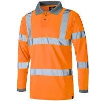 Dickies langarm Warnschutzshirt SA22077