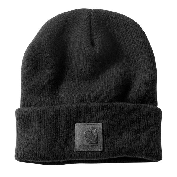 Carhartt Beanie Black Label