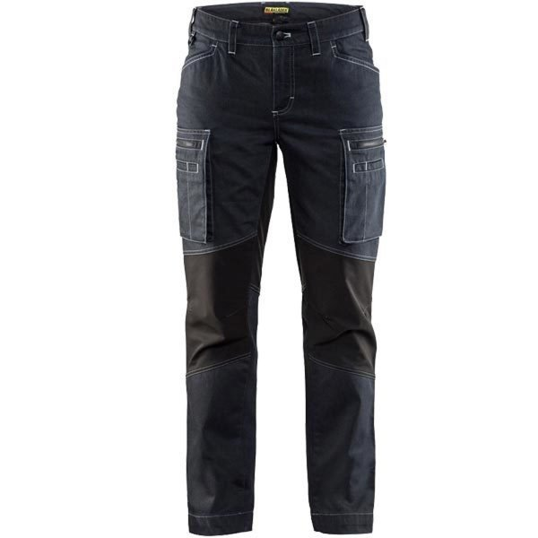 Blakläder Damen Stretchhose Denim 7159