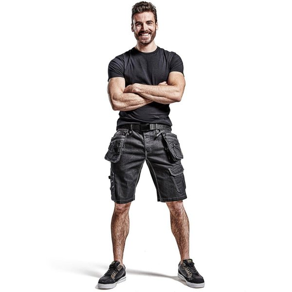 Blakläder Handwerker Shorts Stretch X1900