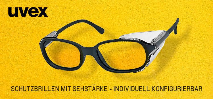 Schutzbrillen mit Sehstärke - ab sofort bei GenXtreme