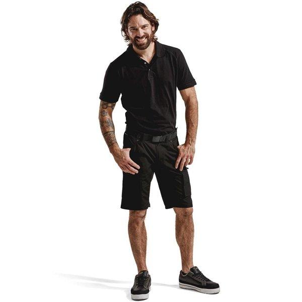 Blakläder leichte Shorts mit Stretch 1449