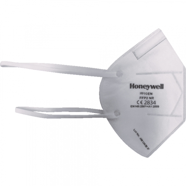 10er Pack FFP2 Honeywell filtrierende Halb-/Feinstaubmaske Kategorie III
