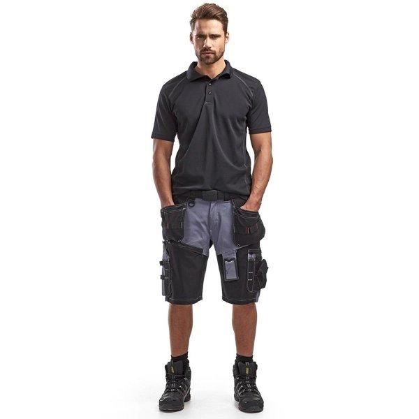 Blakläder Xtreme Shorts 1502 grau