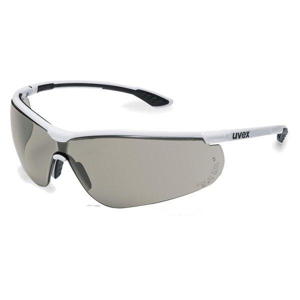 Uvex Sportstyle Schutzbrille - grau getönt