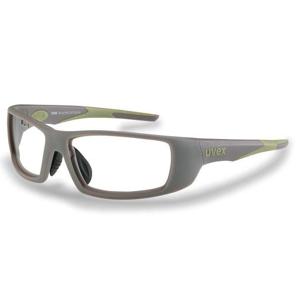 Uvex Korrektionsschutzbrille RX sp 5512 grün