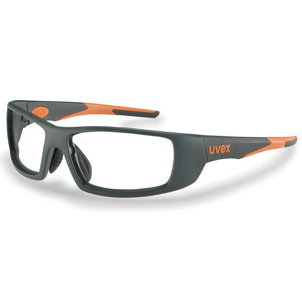 Uvex Korrektionsschutzbrille RX sp 5512 orange