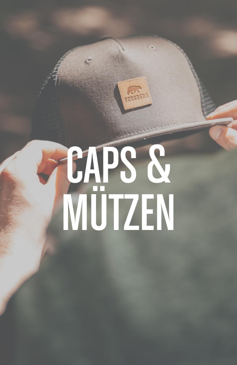 Caps & Mützen