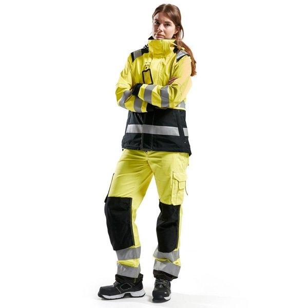 Blakläder Warnschutzhose Damen 7155