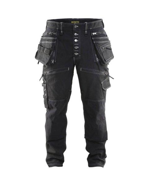 Blåkläder X 1999 ambachtslieden broek met stretch
