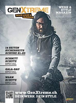 GenXtreme Werk und Style Magazin 2017