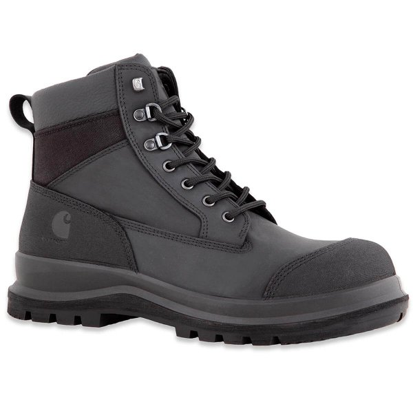 Carhartt Detroit Rugged Flex S3 Work Boot black