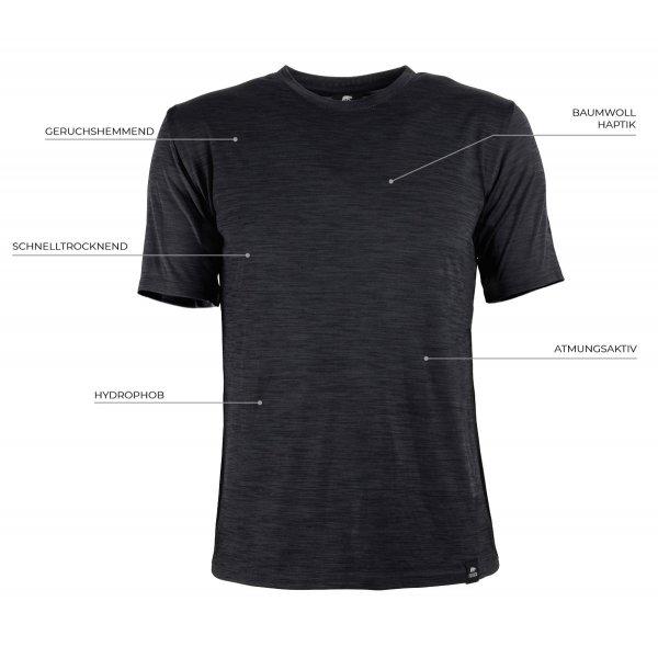 FORSBERG Svettson funktionelles T-Shirt