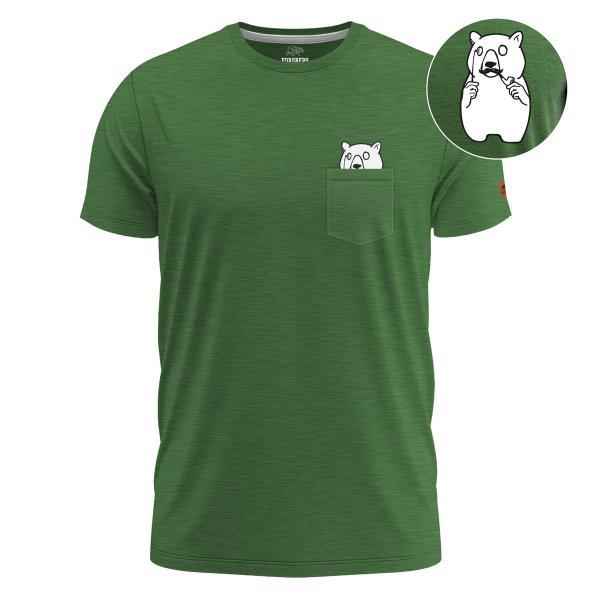 FORSBERG Gentleson T-Shirt mit Brusttasche
