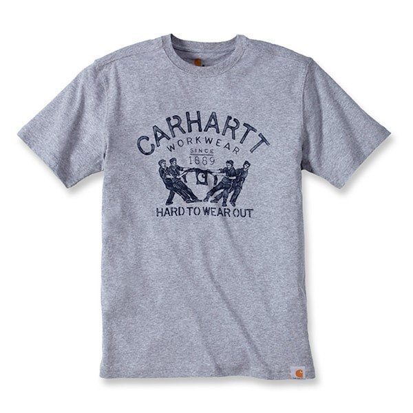 Carhartt T-Shirt Maddock Hard to Wear out