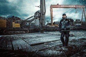 wind- und wasserdichte Arbeitskleidung bei GenXtreme