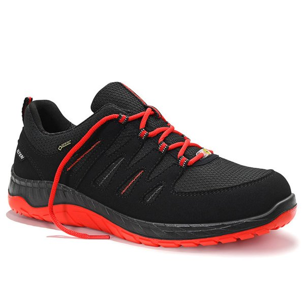 Elten Maddox GTX W black-red Low ESD S3 CI
