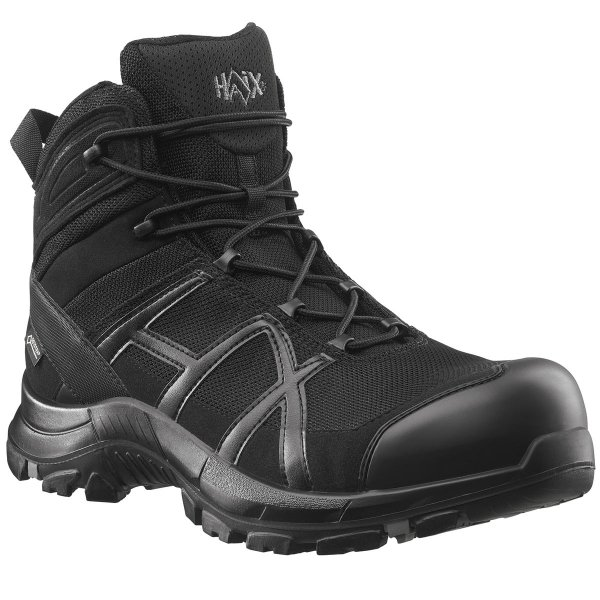 Haix Black Eagle Safety 40 Mid black/black