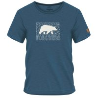 FORSBERG Jesperson T-Shirt mit Brustlogo