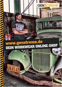 das GenXtreme Werk & Style Magazin im Taschenformat