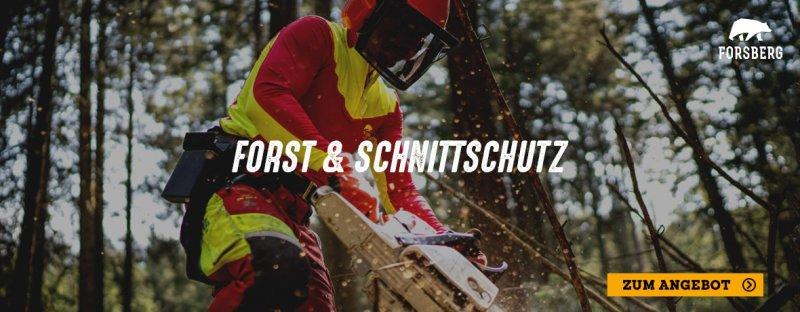 Forst- und Schnittschutz
