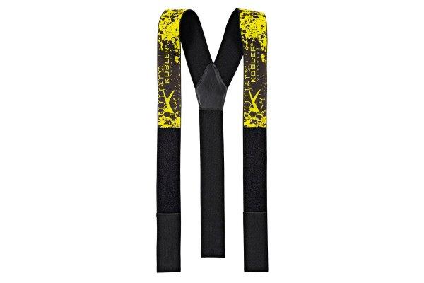Kübler elastische Hosenträger für Schnittschutzhose