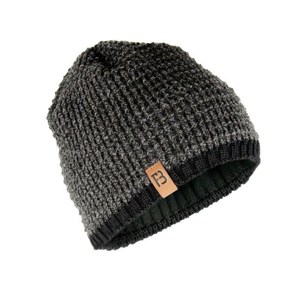 FORSBERG Lumar Strickmütze mit warmer Schurwolle