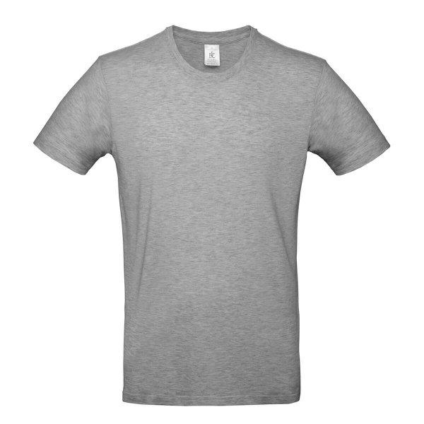 T-Shirt einfarbig 190gr Baumwolle