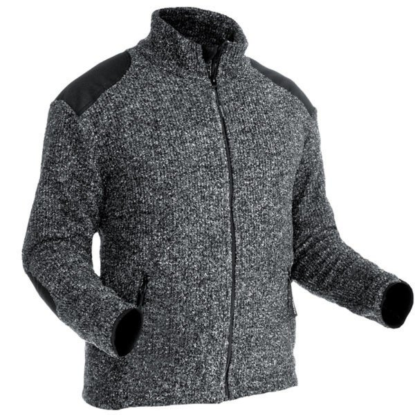 Pfanner warme Strickfleece Jacke