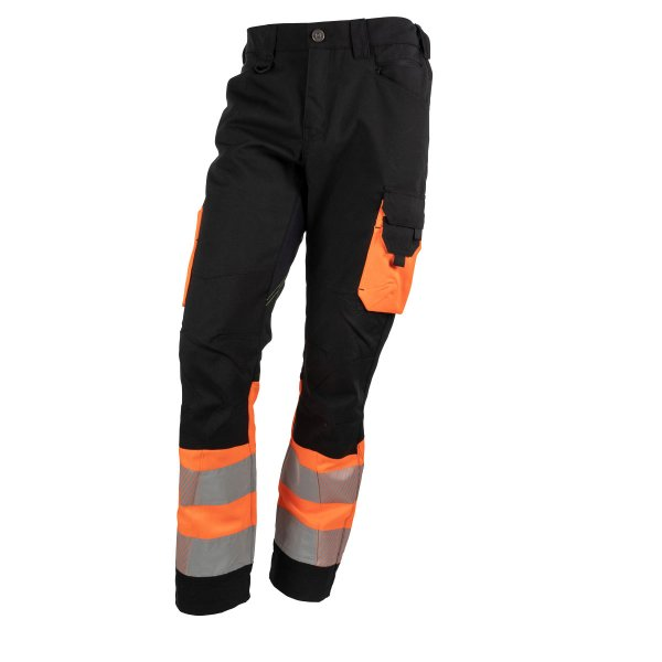 FORSBERG Skydda Warnschutzhose mit Stretchzonen und Cordura® Stretch