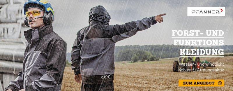Pfanner wasserdichte Regenjacke