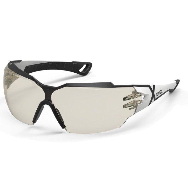 Uvex pheos cx2 Schutzbrille - smoke-getönt