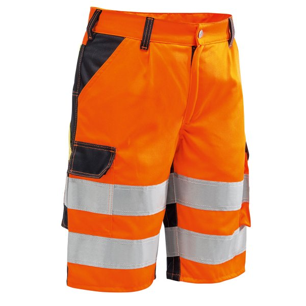 Pfanner Warnshorts mit Stretch