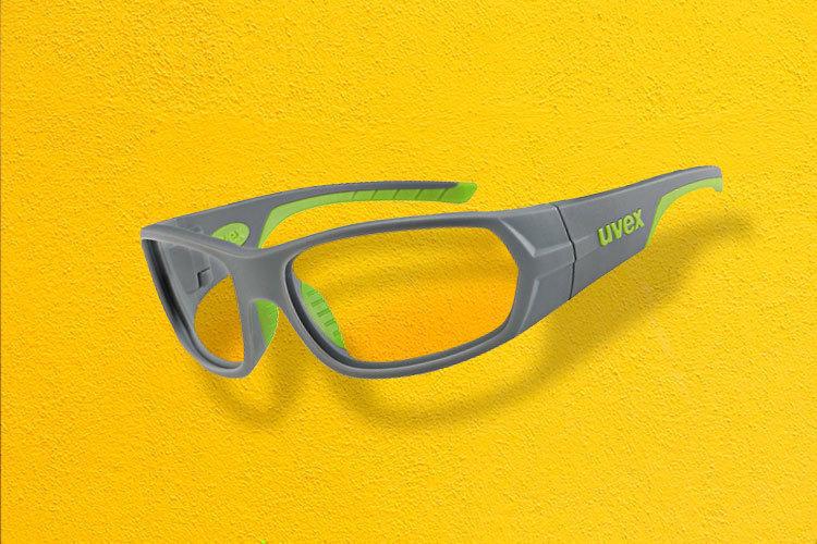 Uvex Schutzbrille in vielen Farben und Modellen