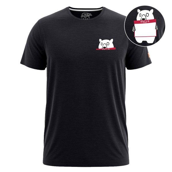 FORSBERG Consulson T-Shirt mit Brusttasche