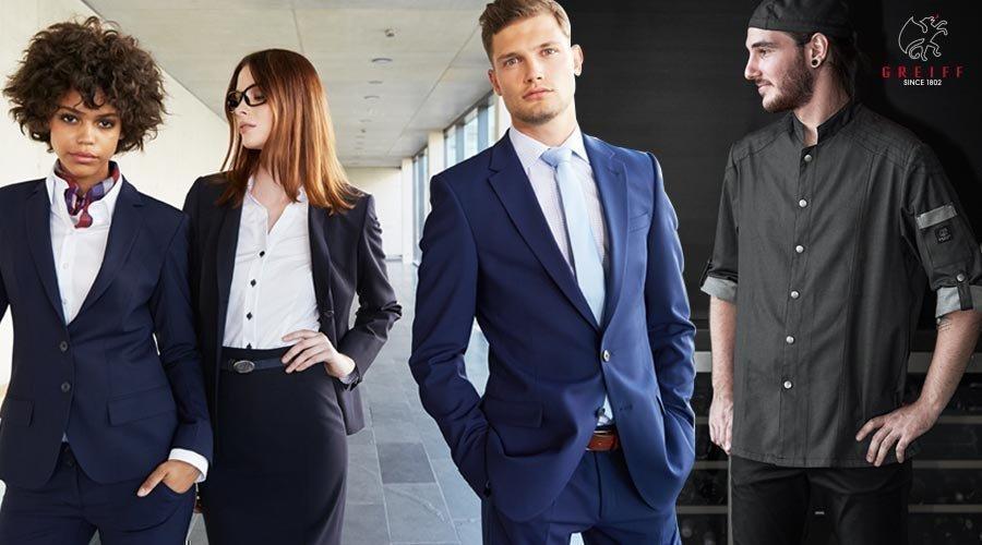 Greiff Berufsbekleidung- ab sofort bei GenXtreme