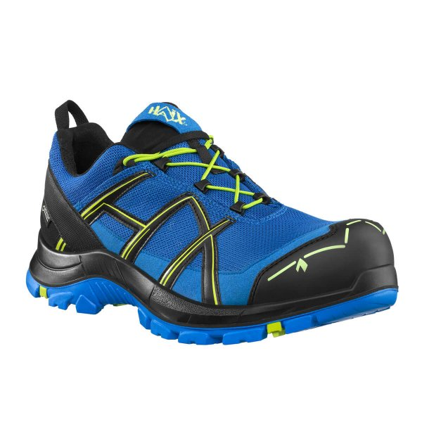 Haix Black Eagle Safety 40.1 low blue citrus