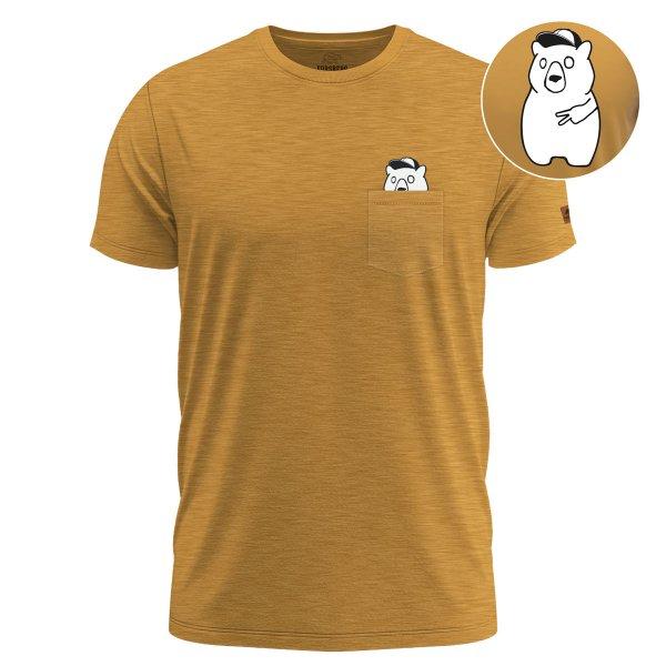 FORSBERG Coolson T-Shirt mit Brusttasche