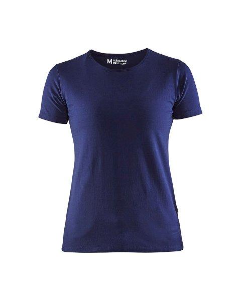 Blakläder Damen T-Shirt einfarbig 3304