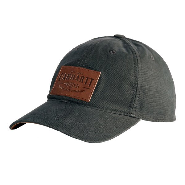Carhartt Rigby Stretch Fit Leatherette Patch Cap