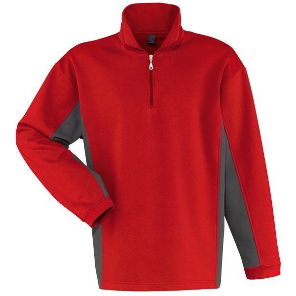 Sweatshirt zweifarbig